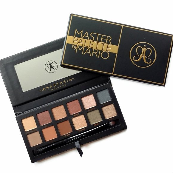 NEW -- ABH Master Palette by Mario